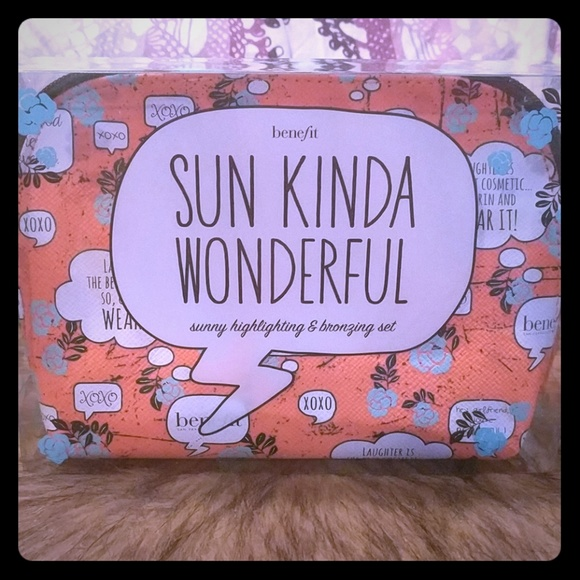 518240852be Benefit Makeup | Sun Kinda Wonderful Set | Poshmark